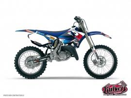 Graphic Kit Dirt Bike Yamaha 250 YZ Team 2B 2012