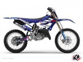 Yamaha 125 YZ Dirt Bike REPLICA TEAM 2B Graphic kit