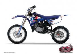 Yamaha 85 YZ Dirt Bike REPLICA TEAM 2B Graphic kit