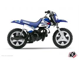 Yamaha PW 80 Dirt Bike REPLICA TEAM 2B Graphic kit