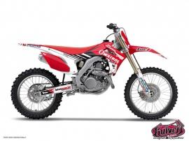 Honda 250 CRF Dirt Bike REPLICA TEAM LUC1 Graphic kit