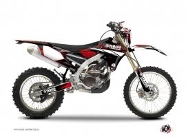 Graphic Kit Dirt Bike Techno Yamaha 250 WRF Red