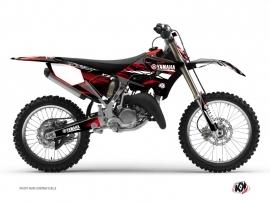Graphic Kit Dirt Bike Techno Yamaha 250 YZ Red