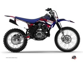 Graphic Kit Dirt Bike Techno Yamaha TTR 125 Red