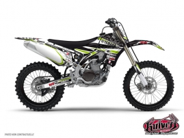 Yamaha 450 YZF Dirt Bike REPLICA Thomas Allier Graphic kit