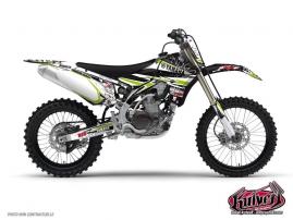 Graphic Kit Dirt Bike Yamaha 450 YZF Thomas Allier - 2010