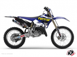 Yamaha 125 YZ Dirt Bike REPLICA TEAM TIP TOP Graphic kit