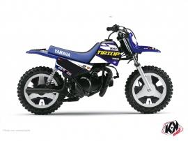 Yamaha PW 80 Dirt Bike REPLICA TEAM TIP TOP Graphic kit