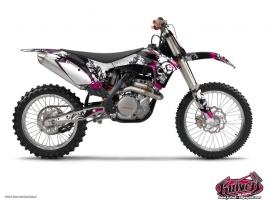 KTM 85 SX Dirt Bike TRASH Graphic kit