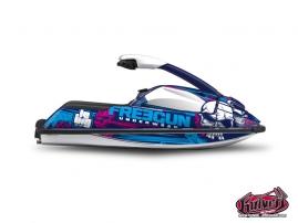 Graphic Kit Jet Ski Trash Freegun Yamaha Superjet