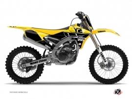 Graphic Kit Dirt Bike Vintage Yamaha 250 YZF Yellow