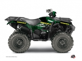 Graphic Kit ATV Wild Yamaha 700-708 Grizzly Green