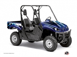 Graphic Kit UTV Wild Yamaha Rhino Blue
