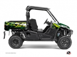 Graphic Kit UTV Wild Yamaha Viking Green