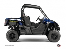 Graphic Kit UTV Wild Yamaha Wolverine R Blue