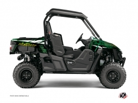 Graphic Kit UTV Wild Yamaha Wolverine R Green