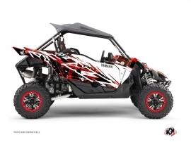Yamaha YXZ 1000 R UTV WILD Graphic kit Red