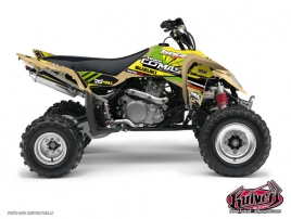 Suzuki 450 LTR ATV REPLICA Yoann Ciclet Graphic kit