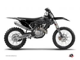 Graphic Kit Dirt Bike Zombies Dark KTM 125 SX Black