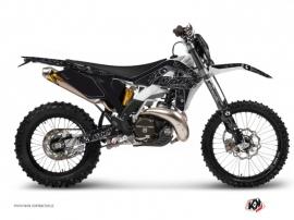 Graphic Kit Dirt Bike Zombies Dark Gasgas 250 EC Black