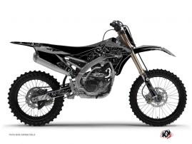 Graphic Kit Dirt Bike Zombies Dark Yamaha 250 YZF Black