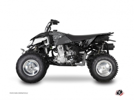 Polaris Outlaw 450 ATV ZOMBIES DARK Graphic kit Black