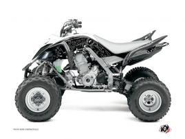 Graphic Kit ATV Zombies Dark Yamaha 660 Raptor Black