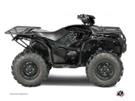 Graphic Kit ATV Zombies Dark Yamaha 700-708 Kodiak Black