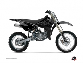 Suzuki 85 RM Dirt Bike ZOMBIES DARK Graphic kit Black