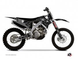 Graphic Kit Dirt Bike Zombies Dark TM MX 250 FI Black