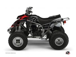 Yamaha Blaster ATV ZOMBIES DARK Graphic kit Black