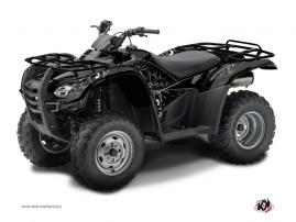 Graphic Kit ATV Zombies Dark Honda Rancher 420 Black