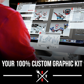 100 % Custom Graphic Kit