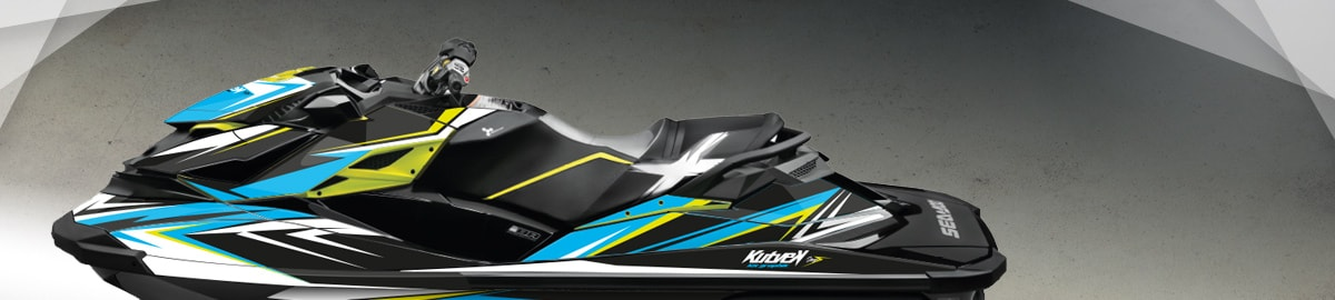 Graphic Kit JET-SKI