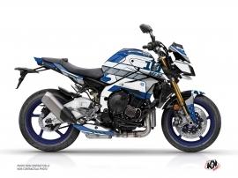Yamaha MT 10 Street Bike Player Graphic Kit Blue