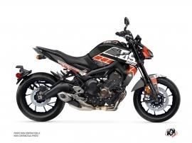 Kit Déco Moto Player Yamaha MT 09 Noir