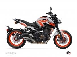 Kit Déco Moto Sanctuary Yamaha MT 09 Gris