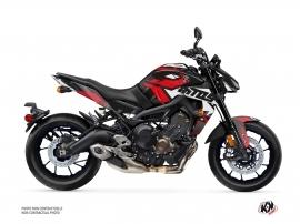 Kit Déco Moto Sanctuary Yamaha MT 09 Noir