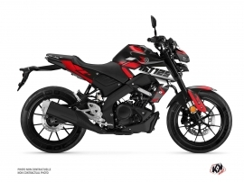 Kit Déco Moto Sanctuary Yamaha MT 125 Noir
