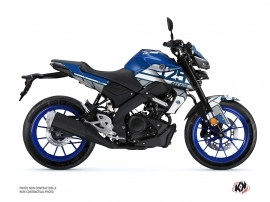 Kit Déco Moto Player Yamaha MT 125 Bleu