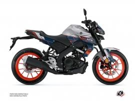 Kit Déco Moto Conquer Yamaha MT 125 Gris