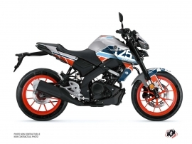 Kit Déco Moto Player Yamaha MT 125 Gris