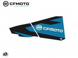 Kit Déco Bas de Portes BPZ9 CF Moto Zforce 500-550-800-1000 Bleu