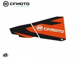 Kit Déco Bas de Portes BPZ9 CF Moto Zforce 500-550-800-1000 Orange