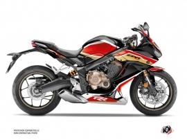 Honda CBR 650 R Street Bike Run Graphic Kit Black