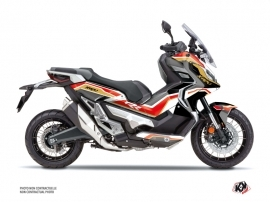 Honda X-ADV Maxiscooter Run Graphic Kit Black