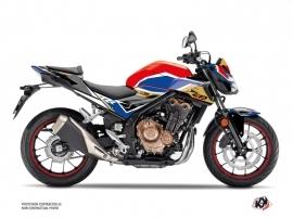 Kit Déco Moto Run Honda CB 500 F Rouge