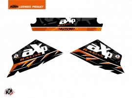 Graphic Kit AXP Skid Plates Moto Kombat KTM 790-890 Adventure Orange