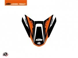 Graphic Kit Seat Cowl Moto Arkade KTM Black Orange