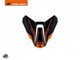 Graphic Kit Seat Cowl Moto Perform KTM Black Orange